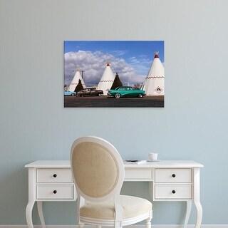Easy Art Prints Julien McRoberts's 'Route 66 I' Premium Canvas Art