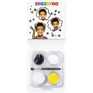 Snazaroo Mini Face Paint Themed Kits-Tiger