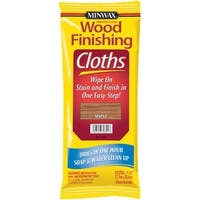 Minwax Maple Wipe Stain Cloth