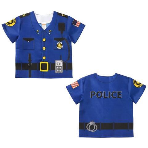 My 1St Career Toddler Police Gear