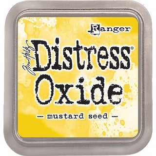 Tim Holtz Distress Oxides Ink Pad-Mustard Seed