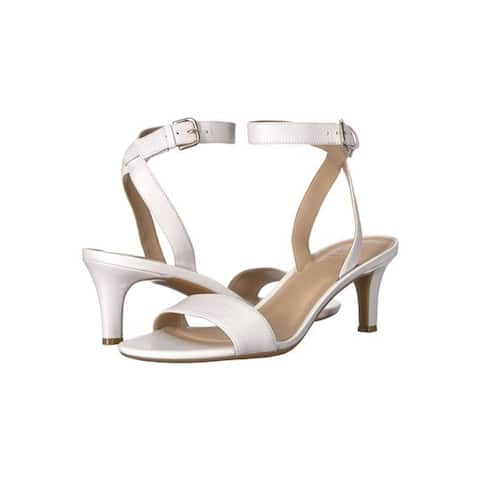 Naturalizer Womens Hattie Leather Open Toe Special Occasion Slingback Sandals