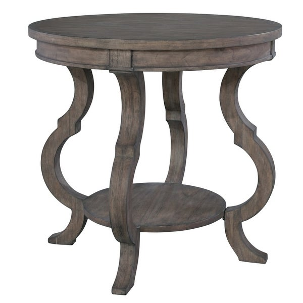 Hekman Lincoln Park Inch Wide Wood End Table With Lower - 28 wide dining table