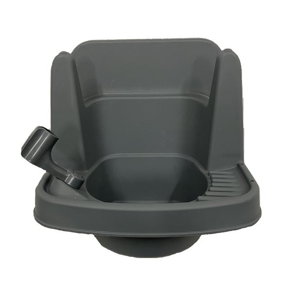 Shop Riverstone Outdoor Sink - Small - Overstock - 6549759