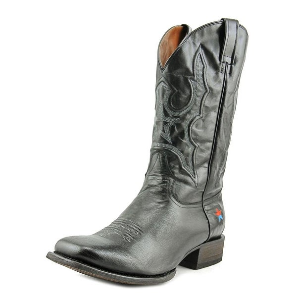 Redneck Riviera Lonestar Square Toe Leather Western Boot