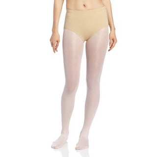 Capezio womens Brief, Nude, Small