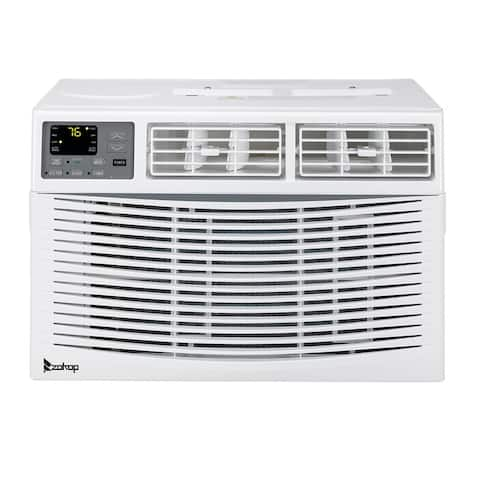 15000 BTU 1600W All-in-One Window Air Conditioner with Refrigeration, Fan and Dehumidifying