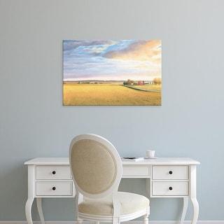 Easy Art Prints James Wiens's 'Heartland Landscape' Premium Canvas Art