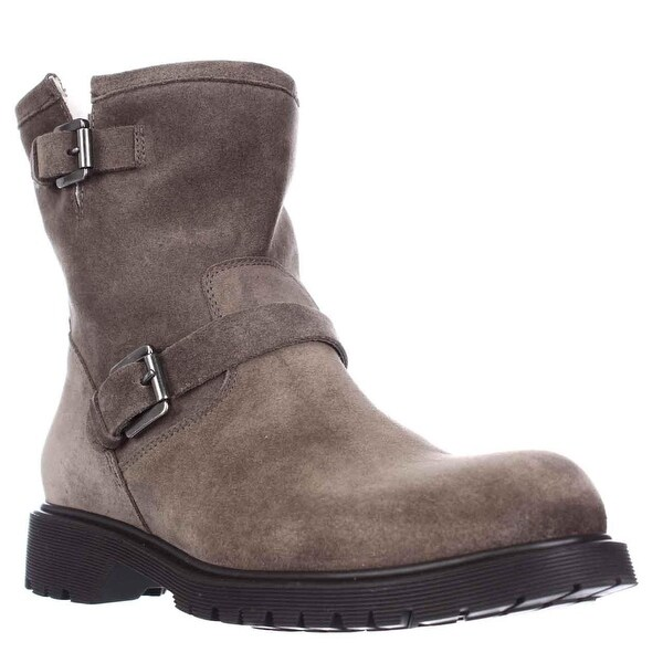 La Canadienne Hayes Shearling Lined Winter Boots, Stone - 10 us