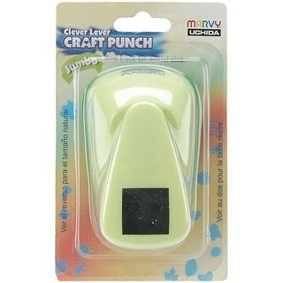 Clever Lever Jumbo Craft Punch-Square