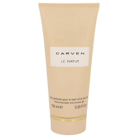 Carven Le Parfum by Carven Shower Gel 3.3 oz