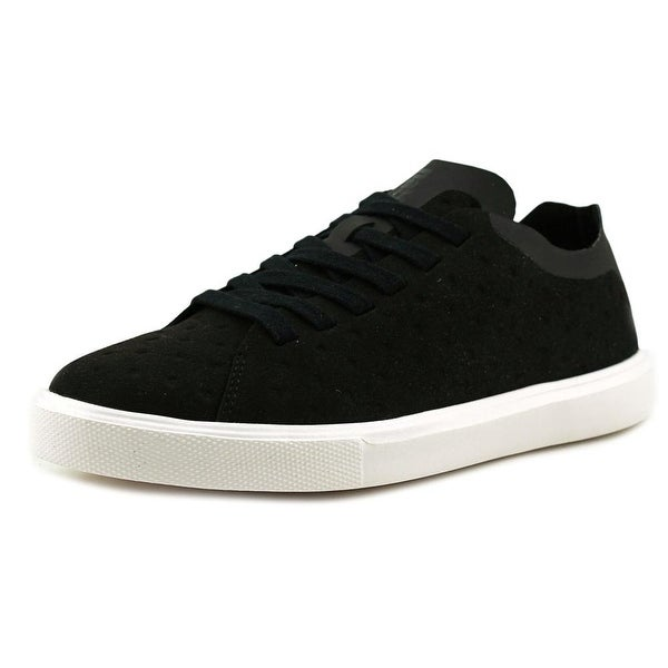 Native Monaco Low Women Canvas Black Fashion Sneakers