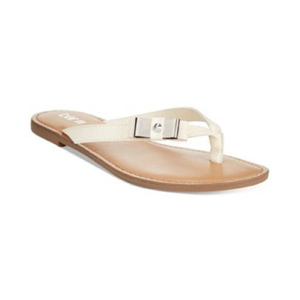Bar III Womens Vance Open Toe Casual
