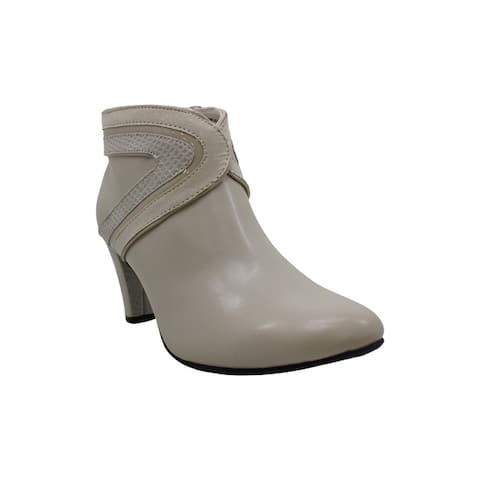 Karen Scott Women's Shoes Wendaa Fabric Closed Toe Ankle Fashion Boots