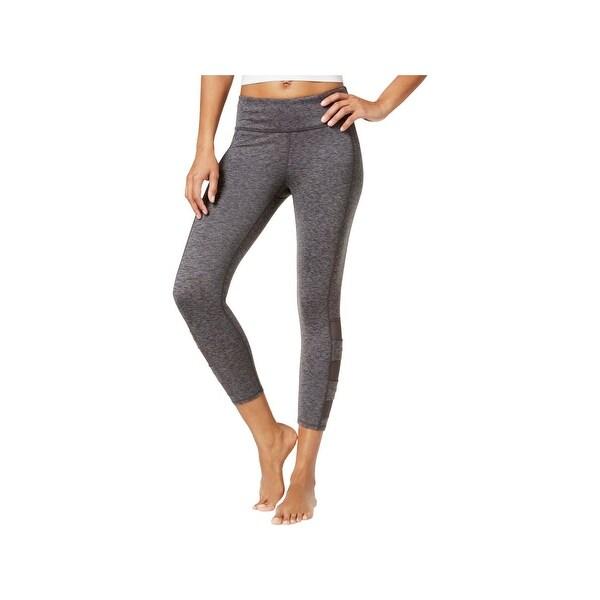 a461ff6ce0700 Shop Gaiam Womens Whitney Yoga Legging Capri Om Fit - Free Shipping ...