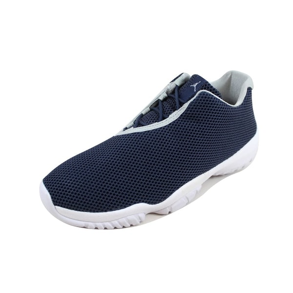 new style 1c92d 05432 Nike Men  x27 s Air Jordan Future Low Midnight Navy Grey Mist-