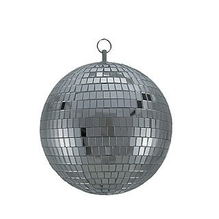 Hanging Mirrored Disco Ball Decoration 5 inch
