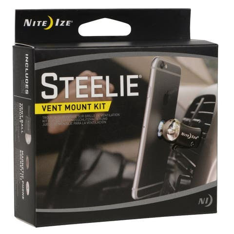 Nite Ize STVK-11-R8 Steelie Vent Mount Kit