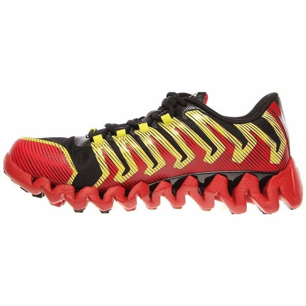 Shop Reebok Boys Zigtech Shark 2.0 Running Casual Shoes