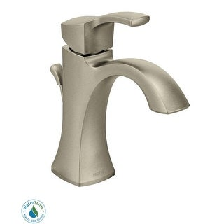 Moen 6903  Voss Single Handle Single Hole Bathroom Faucet (Valve Included)