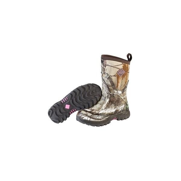 c0fb264d848e Shop Muck Boots Pink Realtree Women s Arctic Hunter Mid Boot - Size ...