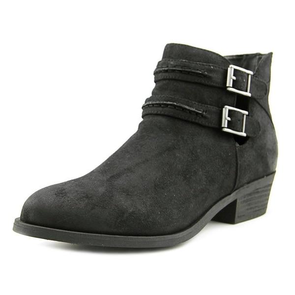 Carlos by Carlos Santana Laney Women Black Boots