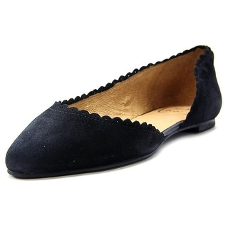 Jack Rogers Chantel Round Toe Synthetic Flats