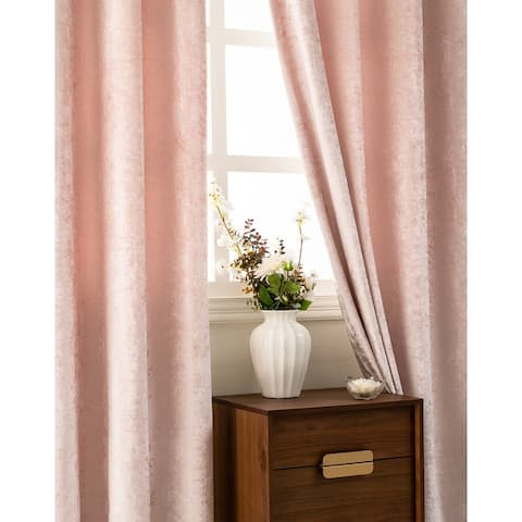 """Gouchee Home Oplence Lined Curtain 54x96"""""""