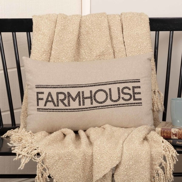 Sawyer Mill Farmhouse Pillow. Opens flyout.