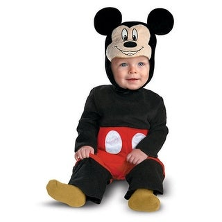 Mickey Infant Costume - Black