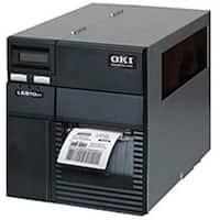 Oki Data LE810DS LE810DT Direct Thermal Printer - 203 dpi - (Refurbished)