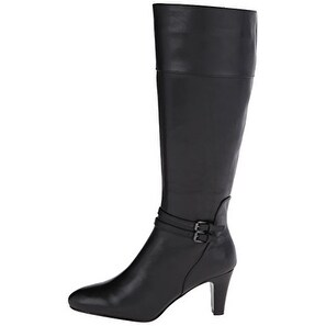 Bandolino Women's Wiser Leather Riding Boots