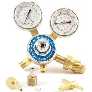 Forney 85363 Argon/CO2 Regulator Kit For MIG Welder