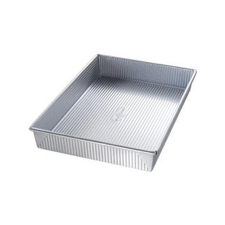USA Pans 1110RC 9 x 13 in. Steel Oblong Cake Pan