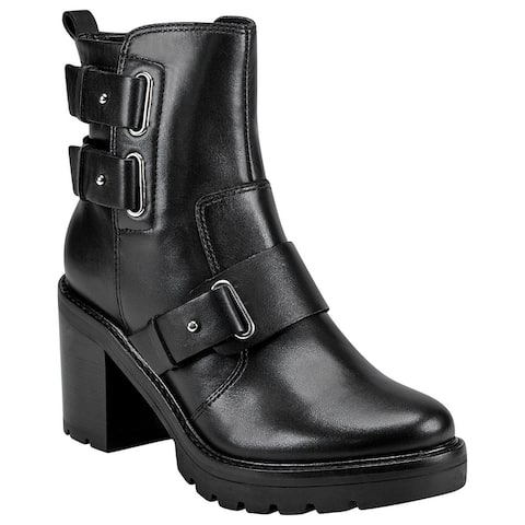 Marc Fisher Ltd Dream Leather Bootie