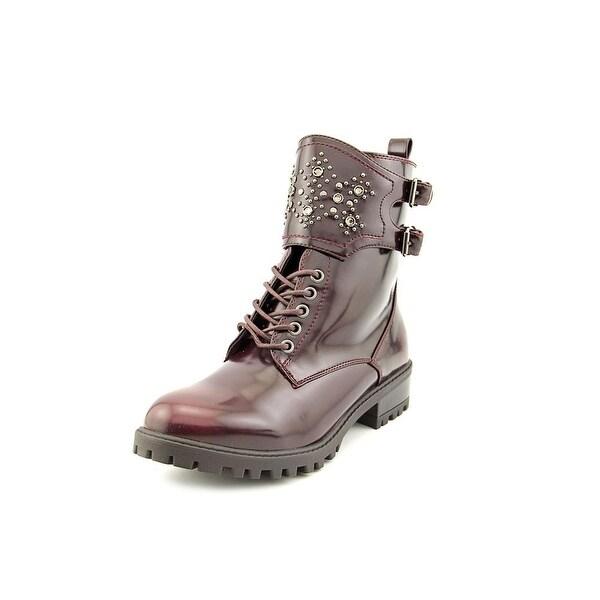 Mia Perry Cordovan Boots