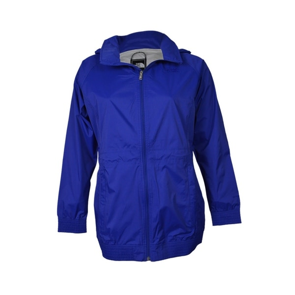 The North Face Womens' Sereyna Rain Jacket - wind chime grey