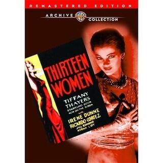 Thirteen Women DVD Movie 1932