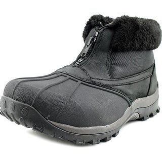 Propet Blizzard Ankle Zip Women 2E Round Toe Leather Boot