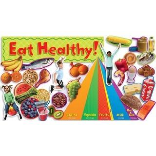 Nutrition W/ Food Pyramid Mini Bbs