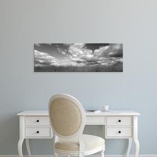 Easy Art Prints Panoramic Images's 'Hayden Prairie, Iowa, USA' Premium Canvas Art