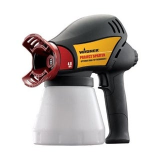 Wagner 0525010 Optimus Electric Project Sprayer, 4.8 Gph
