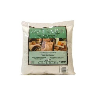 Fairfield Pillow Form Soft Touch PF Supreme 12 Sq