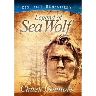Legend of the Seawolf [DVD]