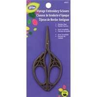 "- Vintage Embroidery Scissors 4.25"""