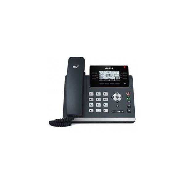 Yealink T41S Ultra-elegant Gigabit IP Phone