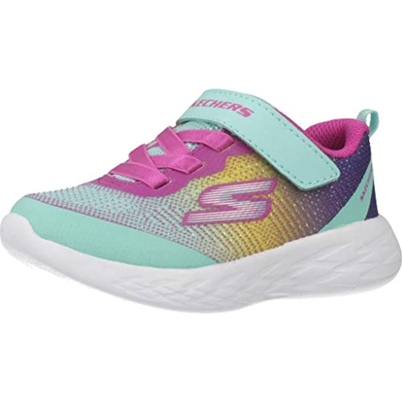 GO Run 600-DAZZLE STRIDES Shoe