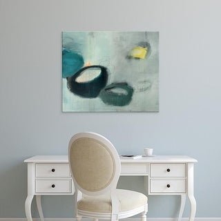 Easy Art Prints Sidsel Brix's 'Emptiness' Premium Canvas Art
