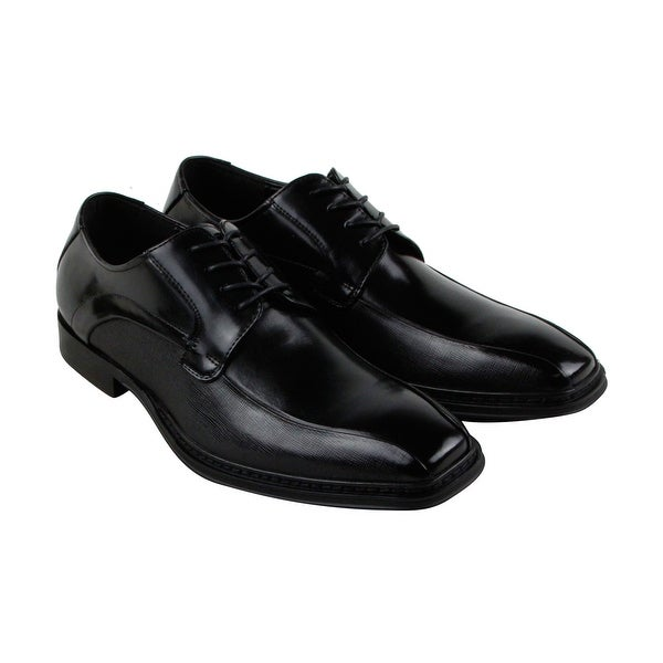 Kenneth Cole Reaction Design 20961 Mens Black Casual Dress Loafers Shoes