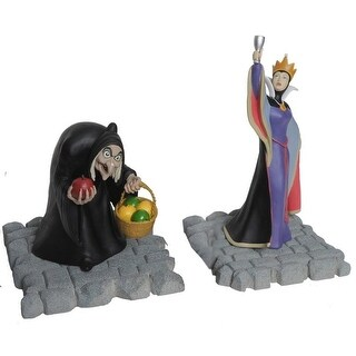Disney Snow White Evil Queens Statue Set by David Kracov & EFX - multi